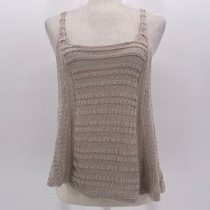 Urban Outfitters Staring at Stars  Sheer Lace Tank